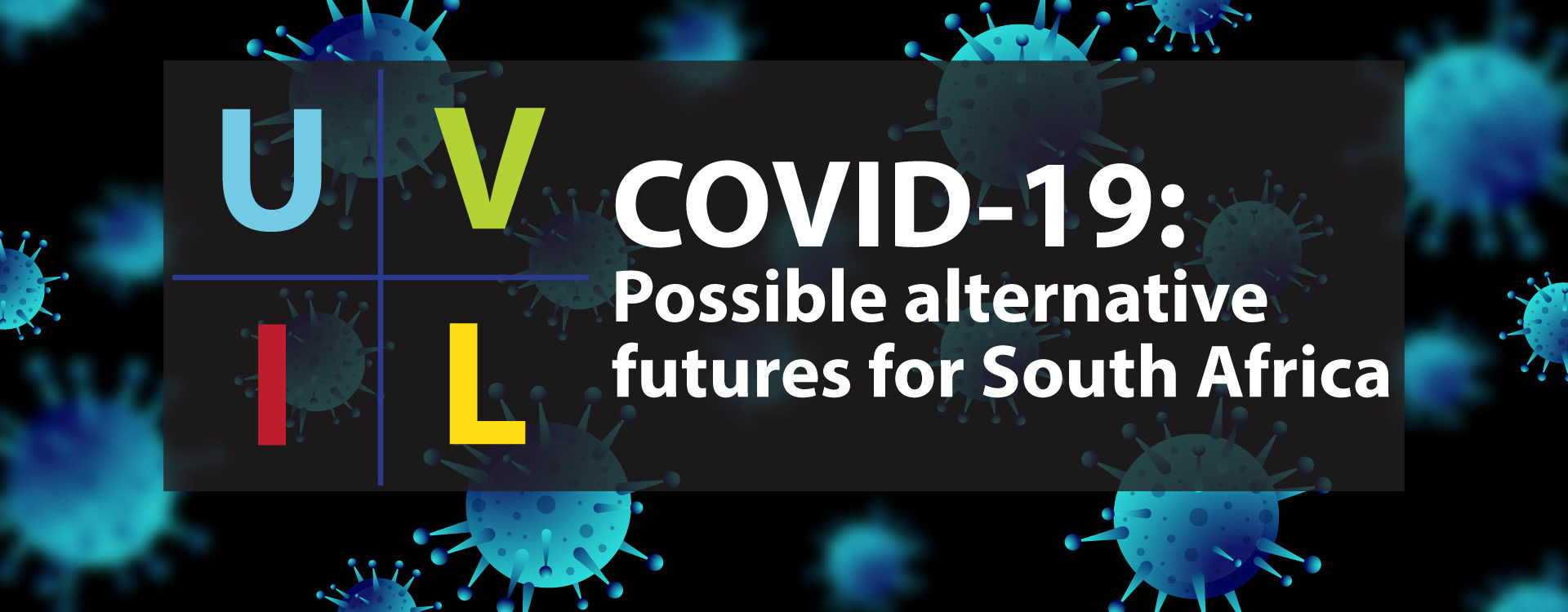 COVID-19 Possible alternative futures for South Africa